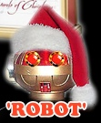 Santas Grotto - Chat to Robot Santa