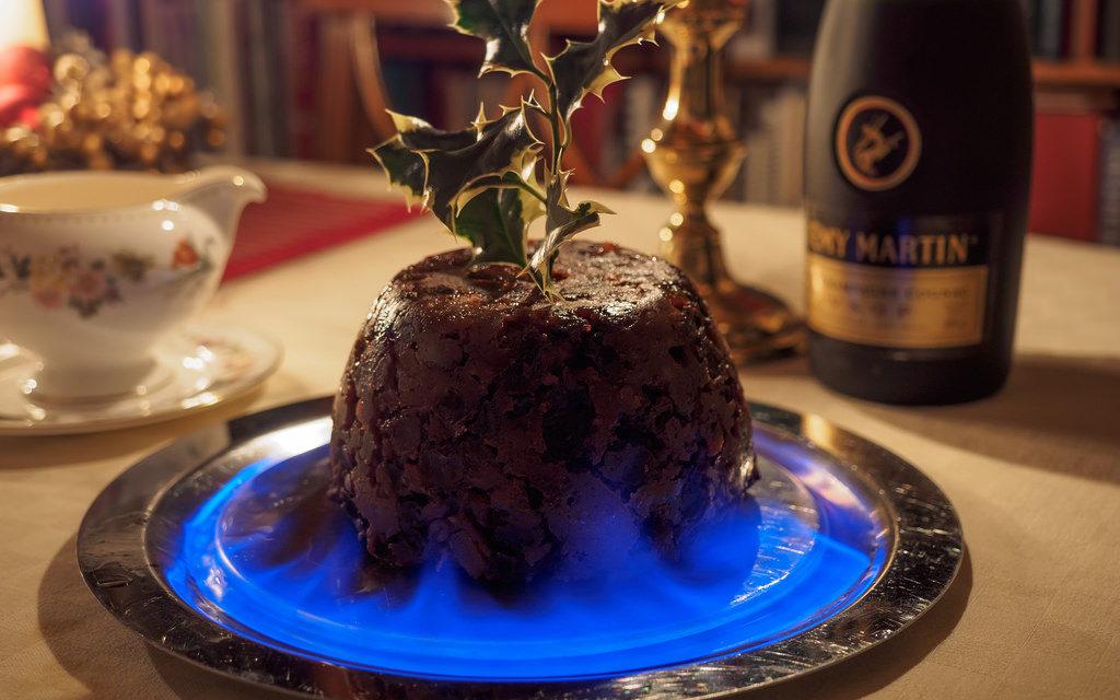Christmas Pudding Recipe